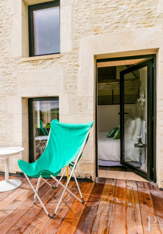 fThree guest apartments at the heart of the «Town with a hundred steeples»  and an annex in the countryside that offer a modern experience  - photo n°28