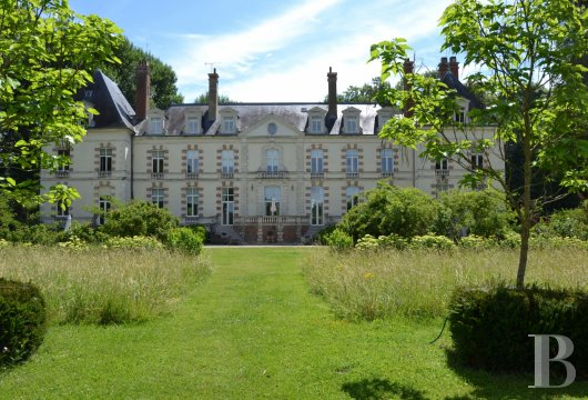 chateaux for sale France burgundy 18th century - 5