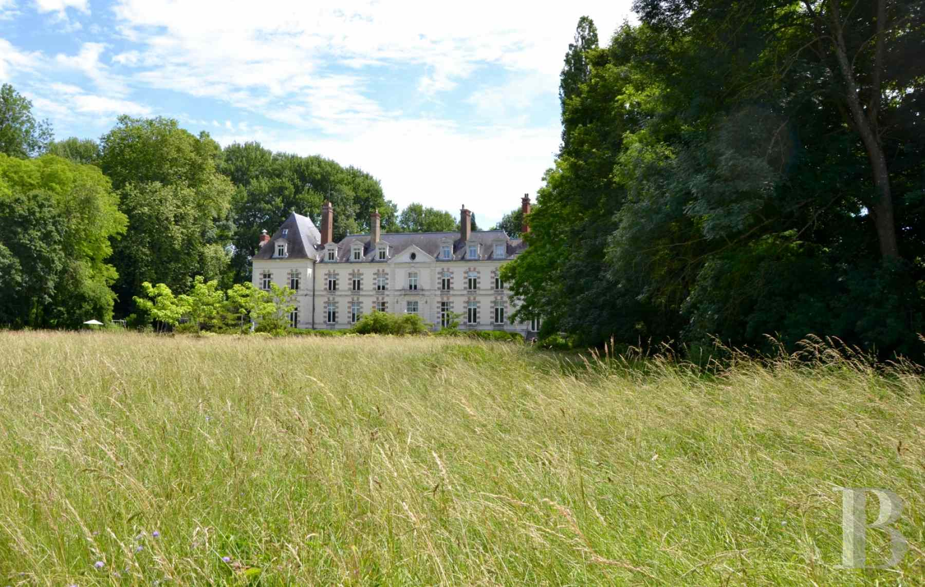 chateaux for sale France burgundy 18th century - 6 zoom