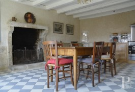 France mansions for sale poitou charentes hamlet house - 9