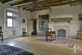 France mansions for sale poitou charentes hamlet house - 11