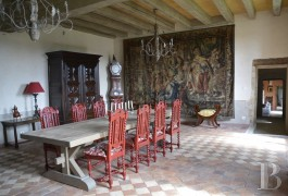 France mansions for sale poitou charentes hamlet house - 6