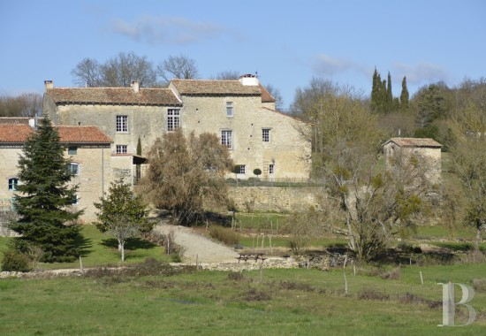 France mansions for sale poitou charentes hamlet house - 1