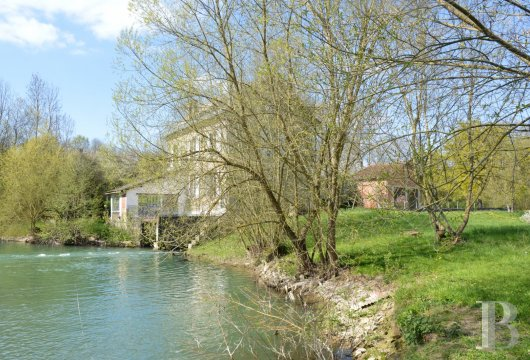 character properties France champagne ardennes mill full - 4 mini