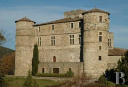 Castles / chateaux for sale - languedoc-roussillon - Dominating the Cévennes,-medieval castle