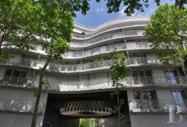 appartements a vendre paris penthouse terrasses - 13