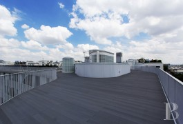 appartements a vendre paris penthouse terrasses - 9