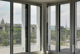 appartements a vendre paris penthouse terrasses - 3