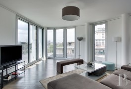 appartements a vendre paris penthouse terrasses - 4