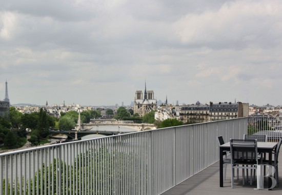 appartements a vendre paris penthouse terrasses - 1