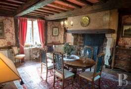 France mansions for sale lower normandy auge region - 6