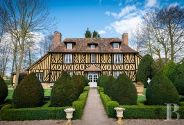 France mansions for sale lower normandy auge region - 2