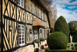 France mansions for sale lower normandy auge region - 4