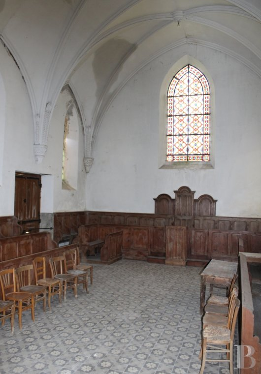 eglises a vendre basse normandie cotentin chapelle - 3