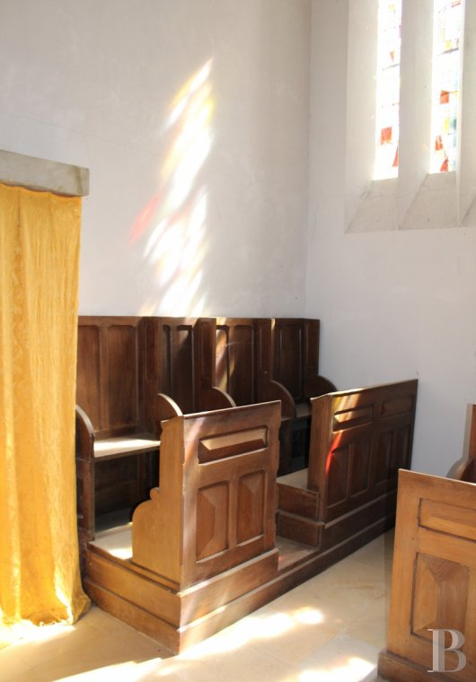 eglises a vendre basse normandie cotentin chapelle - 7