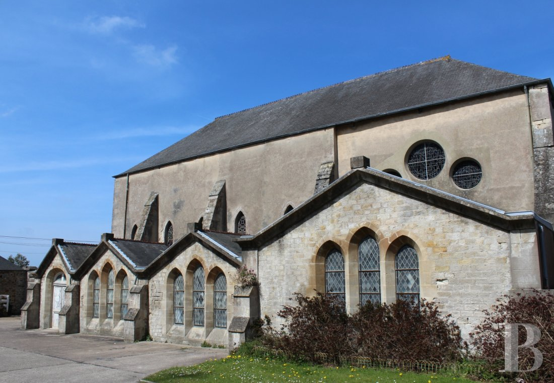 eglises a vendre basse normandie cotentin chapelle - 1