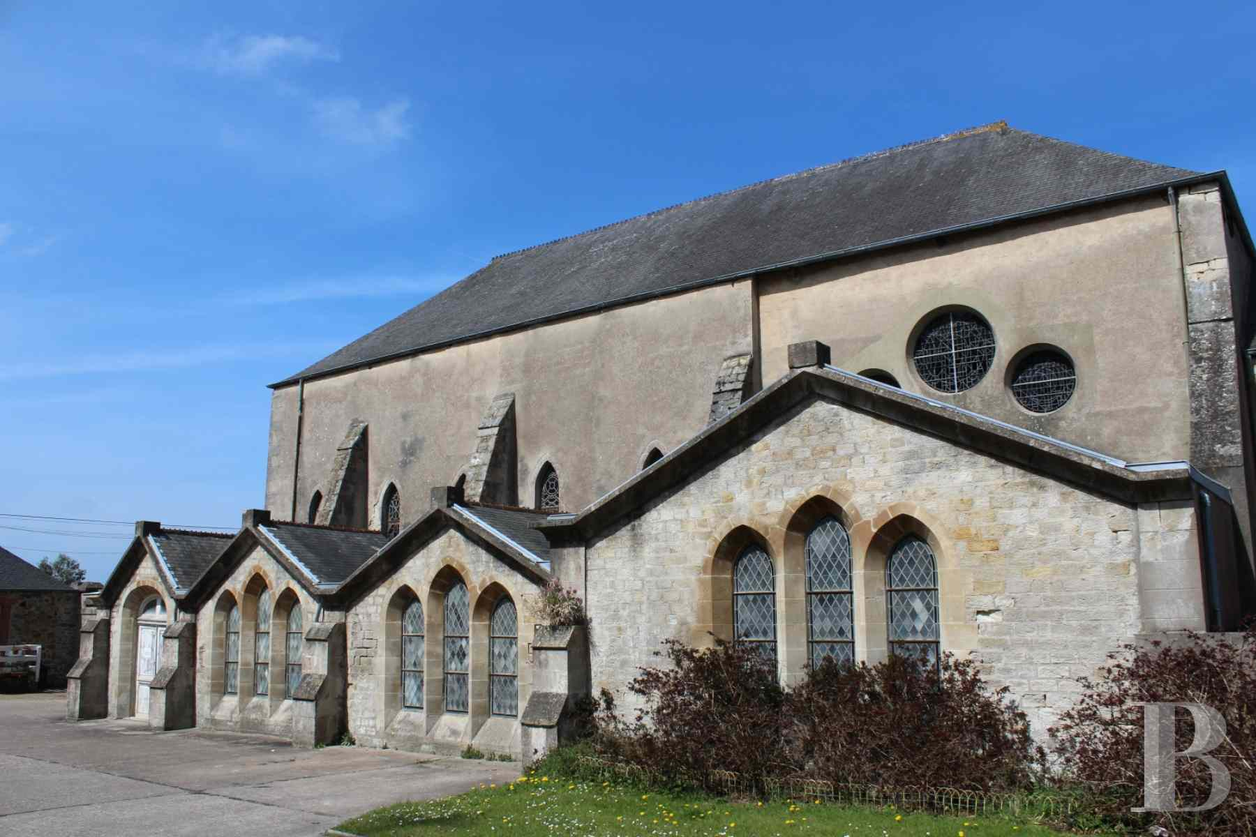 eglises a vendre basse normandie cotentin chapelle - 1 zoom