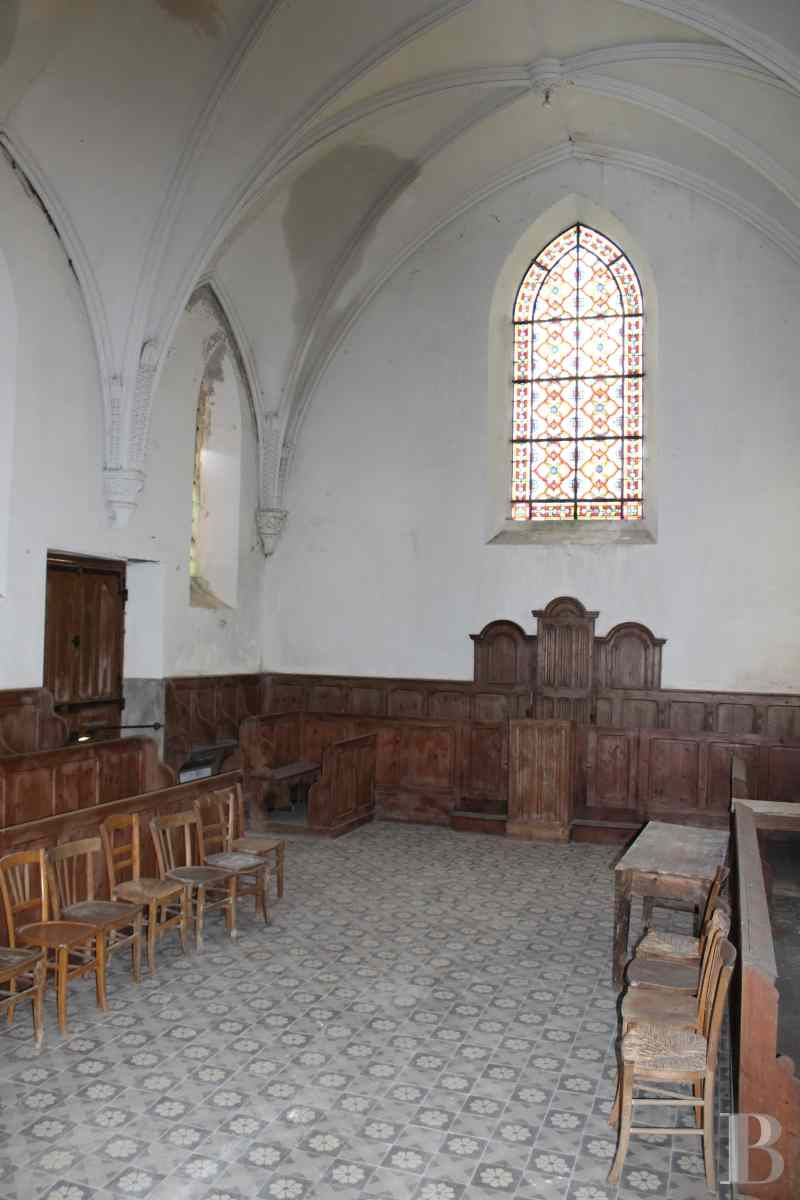 eglises a vendre basse normandie cotentin chapelle - 3 zoom