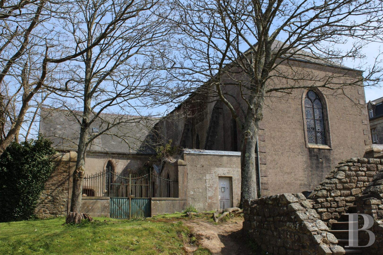 monastery for sale France lower normandy cotentin 19th - 9 zoom