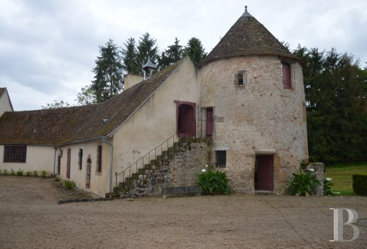 chateaux for sale France auvergne   - 11