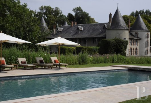 chateaux for sale France center val de loire eure et - 27