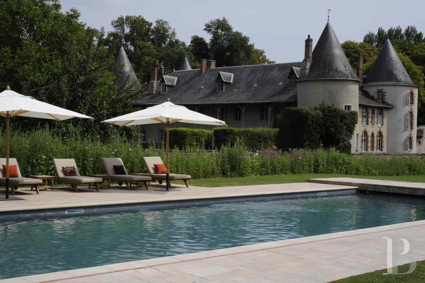 chateaux for sale France center val de loire eure et - 27 zoom