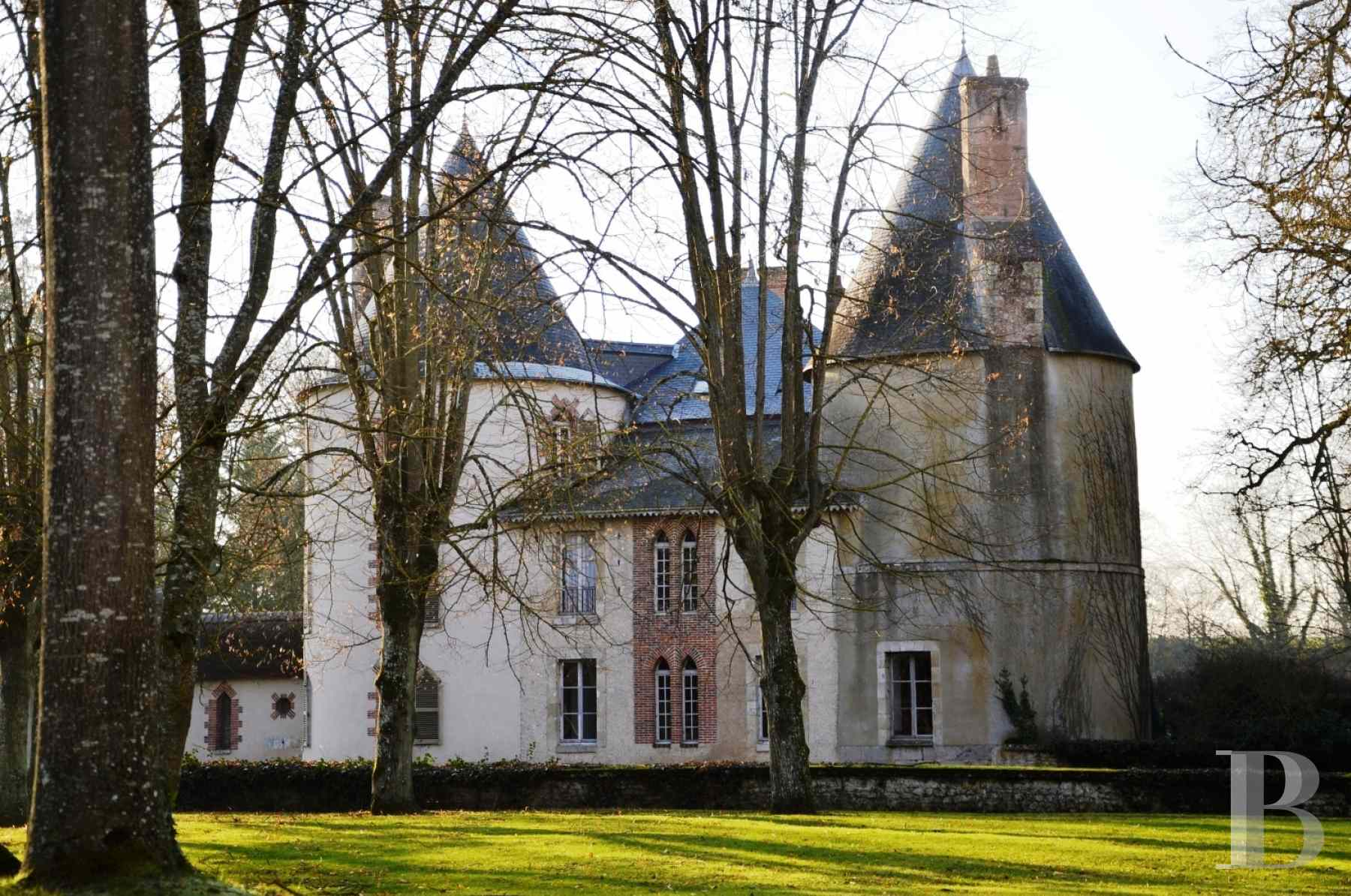 chateaux for sale France center val de loire eure et - 6 zoom
