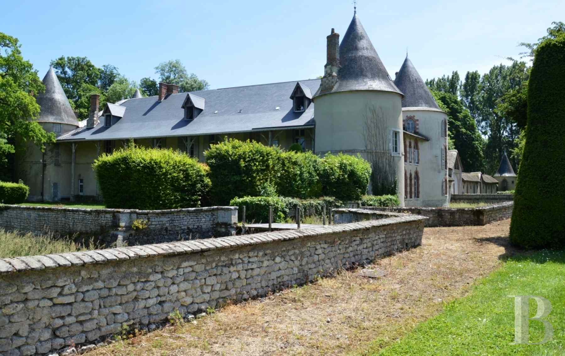 chateaux for sale France center val de loire eure et - 7 zoom