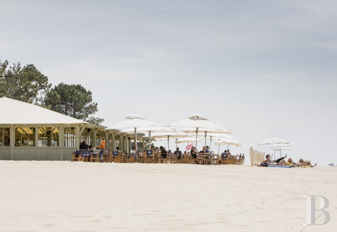 fA former 19th century factory transformed into a hotel and restaurant on the heights of Arcachon - photo N°6