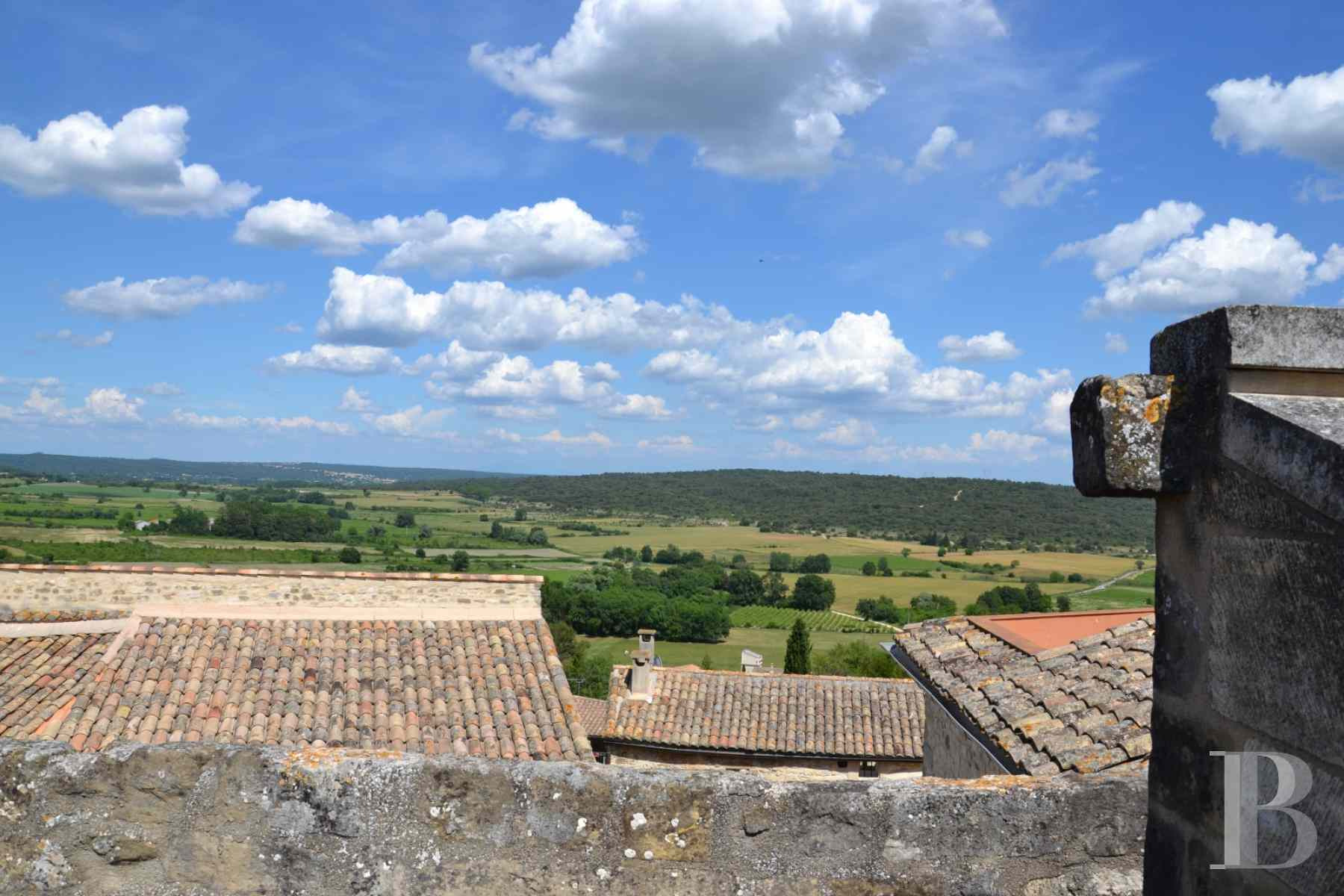 castles for sale France languedoc roussillon listed rehabilitated - 12 zoom