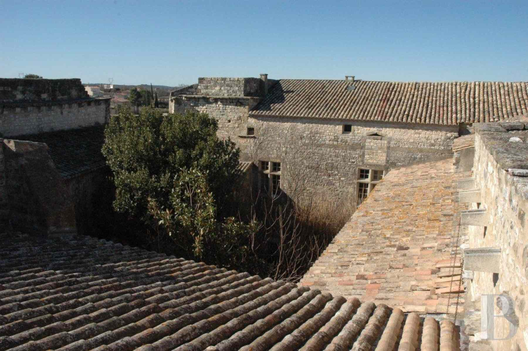 castles for sale France languedoc roussillon listed rehabilitated - 7 zoom