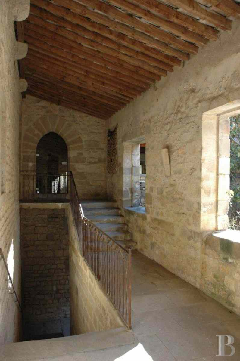 castles for sale France languedoc roussillon listed rehabilitated - 8 zoom
