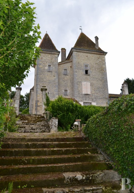 chateaux for sale France aquitaine renaissance style - 2