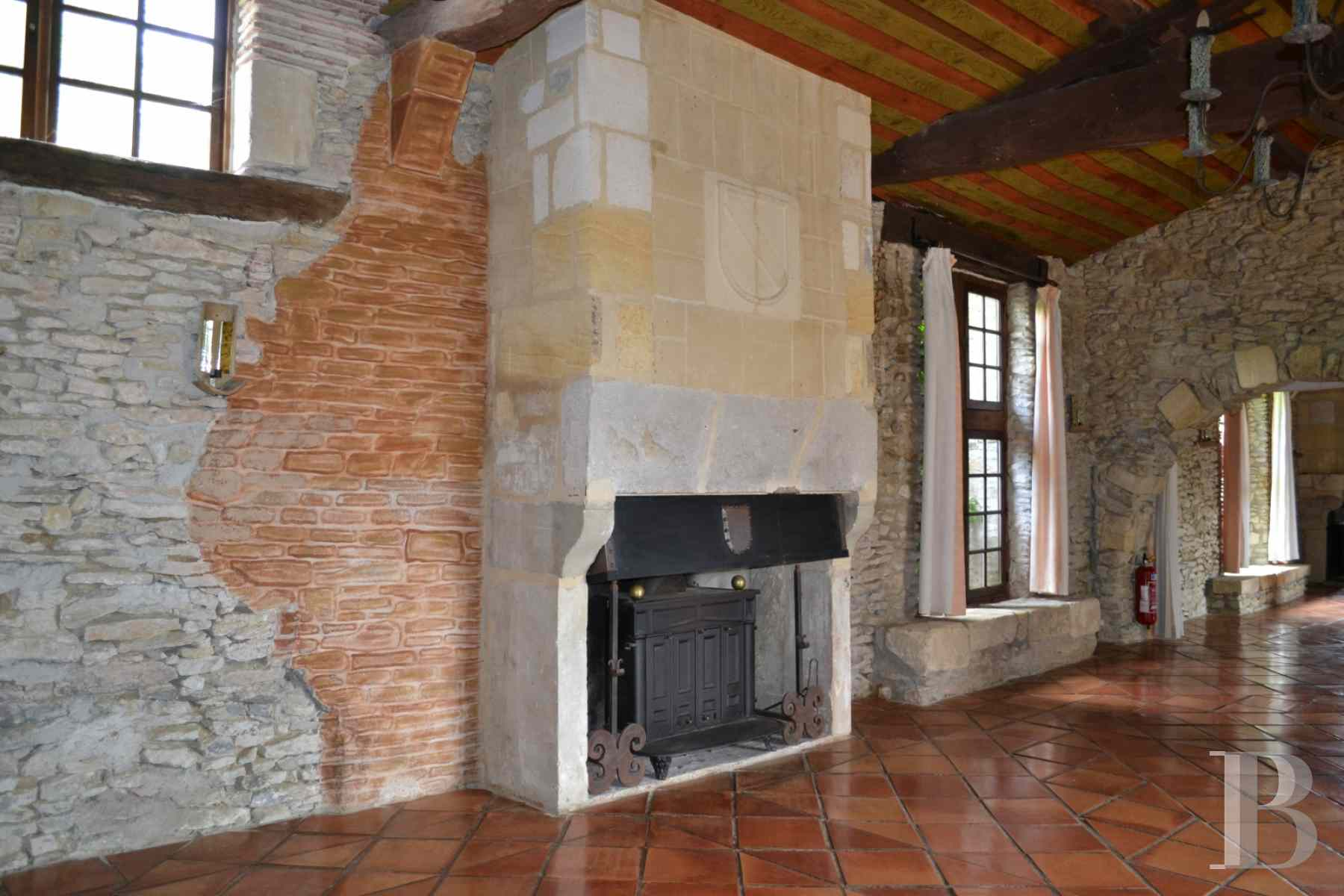 chateaux for sale France aquitaine renaissance style - 18 zoom