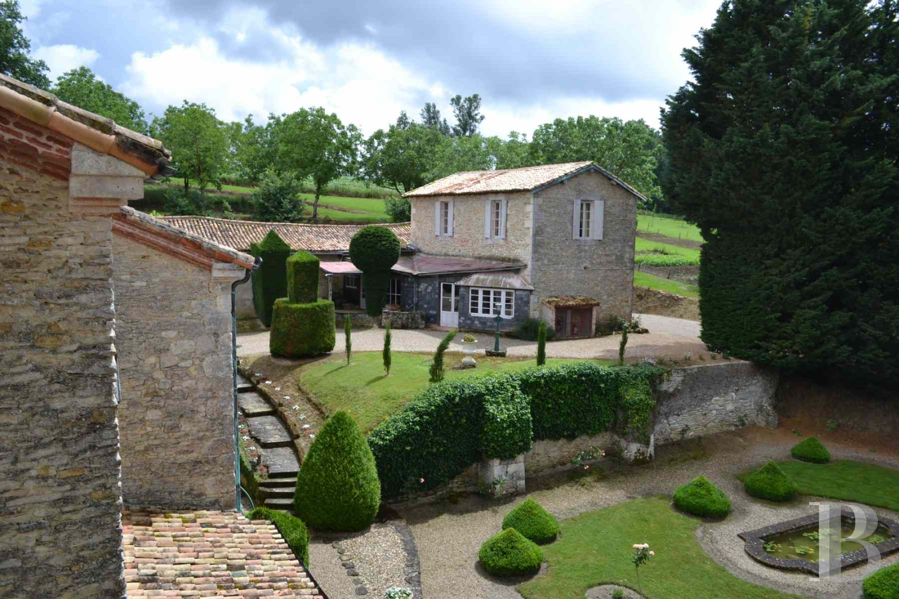 chateaux for sale France aquitaine renaissance style - 20 zoom