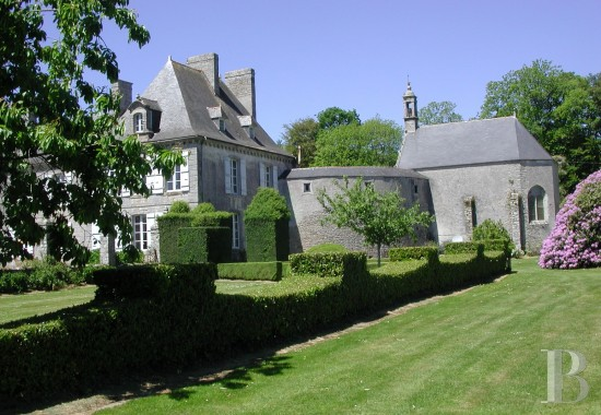 chateaux for sale France brittany 18th century - 2 mini