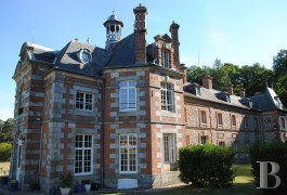 Castles / chateaux for sale - ile-de-france - 40 km from Paris,-listed, Louis XIII style castle in 3 ha of parklands