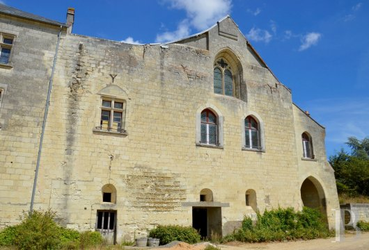 chateaux for sale France poitou charentes 12th century - 4
