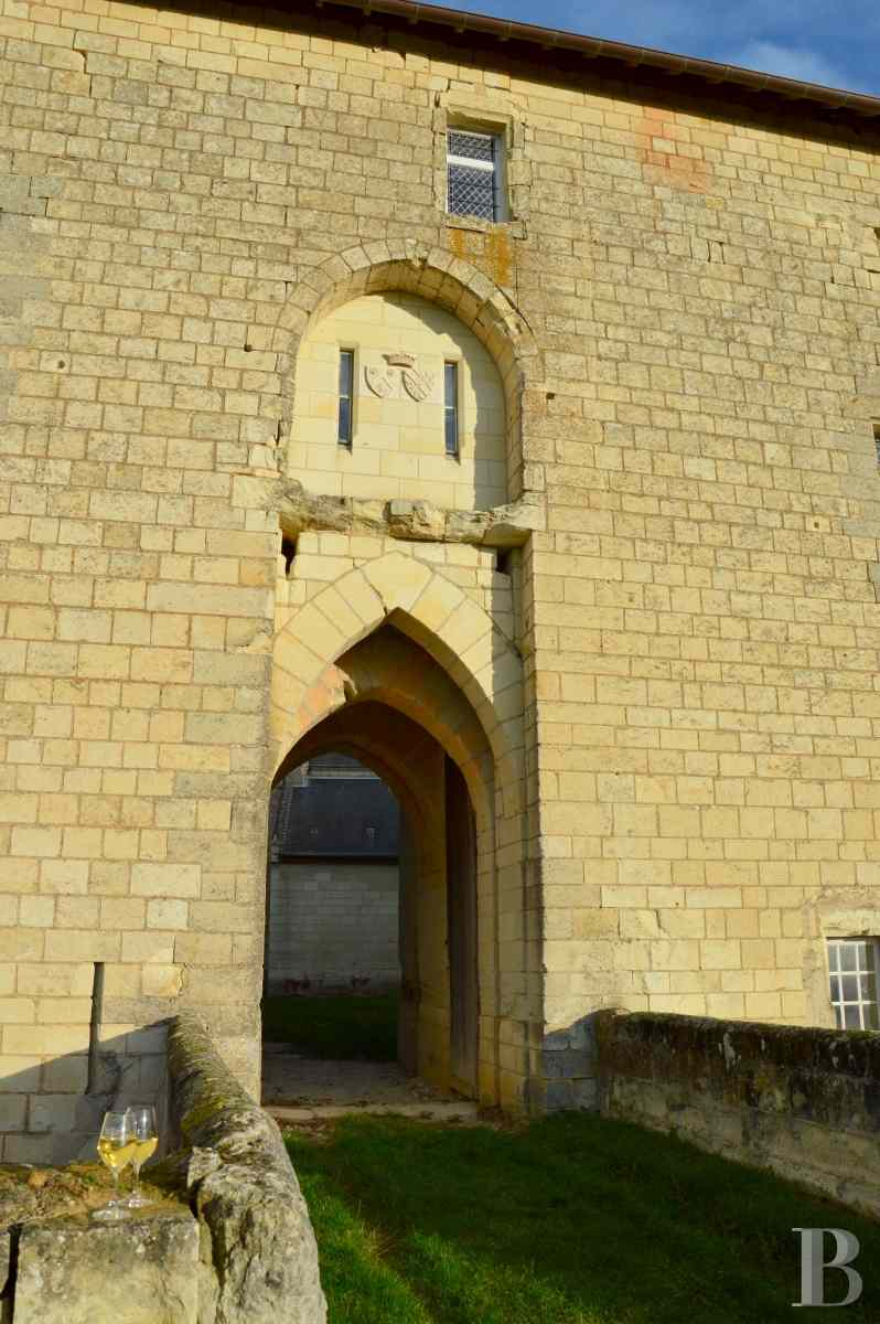 chateaux for sale France poitou charentes 12th century - 6 zoom