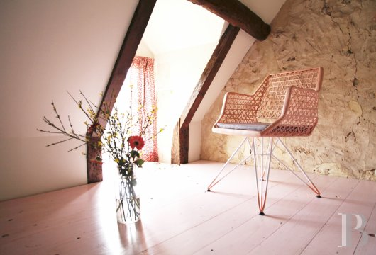 fA country guesthouse with a modern edge  in the heart of the regional natural park of Perche - photo n°16