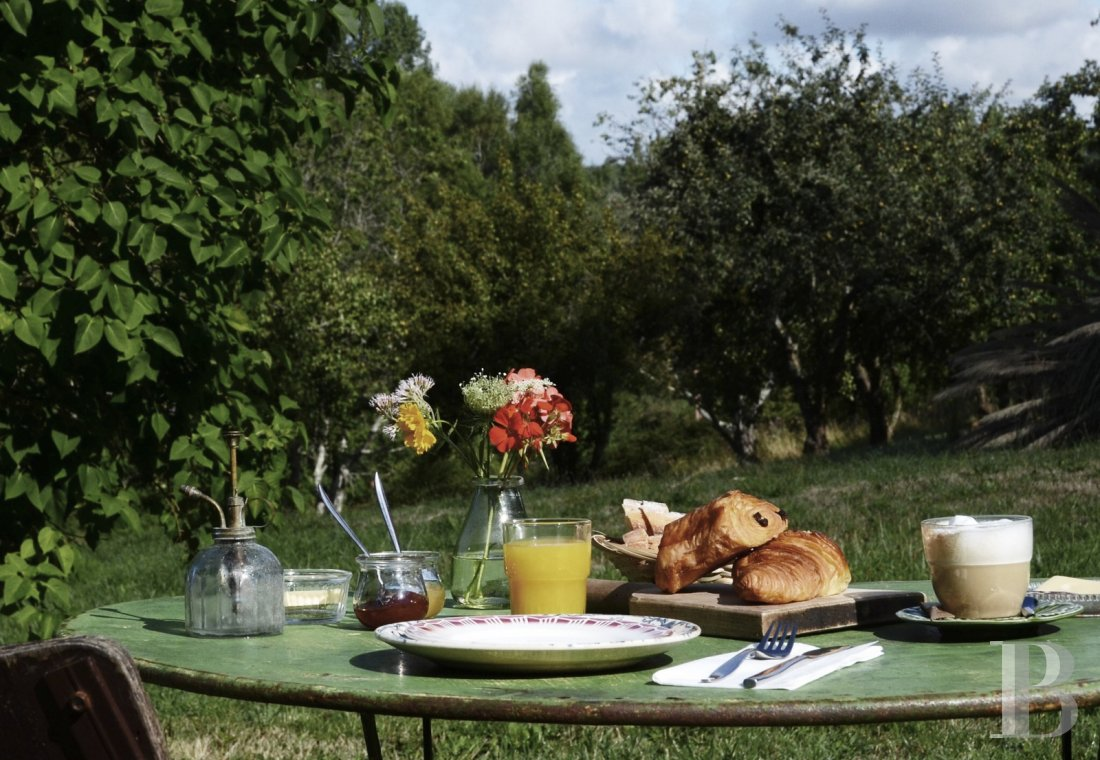 fA country guesthouse with a modern edge  in the heart of the regional natural park of Perche - photo n°30