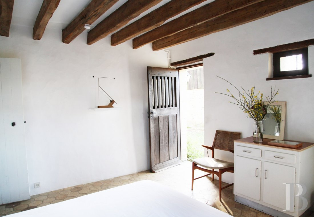 fA country guesthouse with a modern edge  in the heart of the regional natural park of Perche - photo n°12