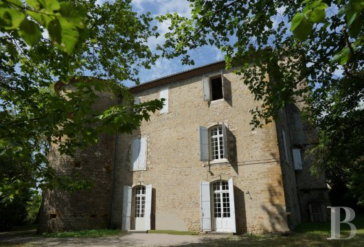 chateaux for sale France languedoc roussillon   - 4
