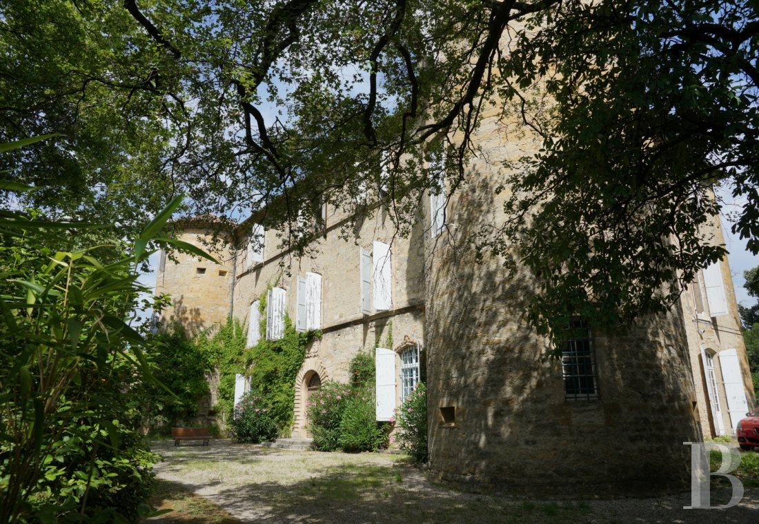 chateaux for sale France languedoc roussillon   - 1