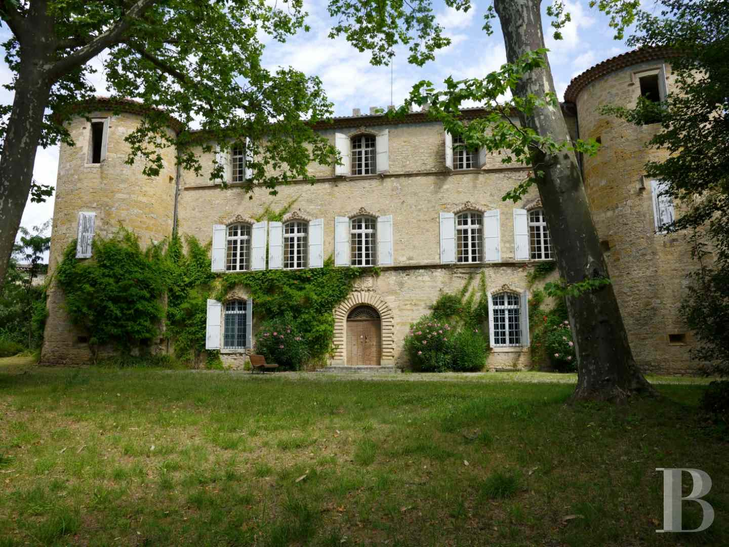 chateaux for sale France languedoc roussillon 17th century - 2 zoom