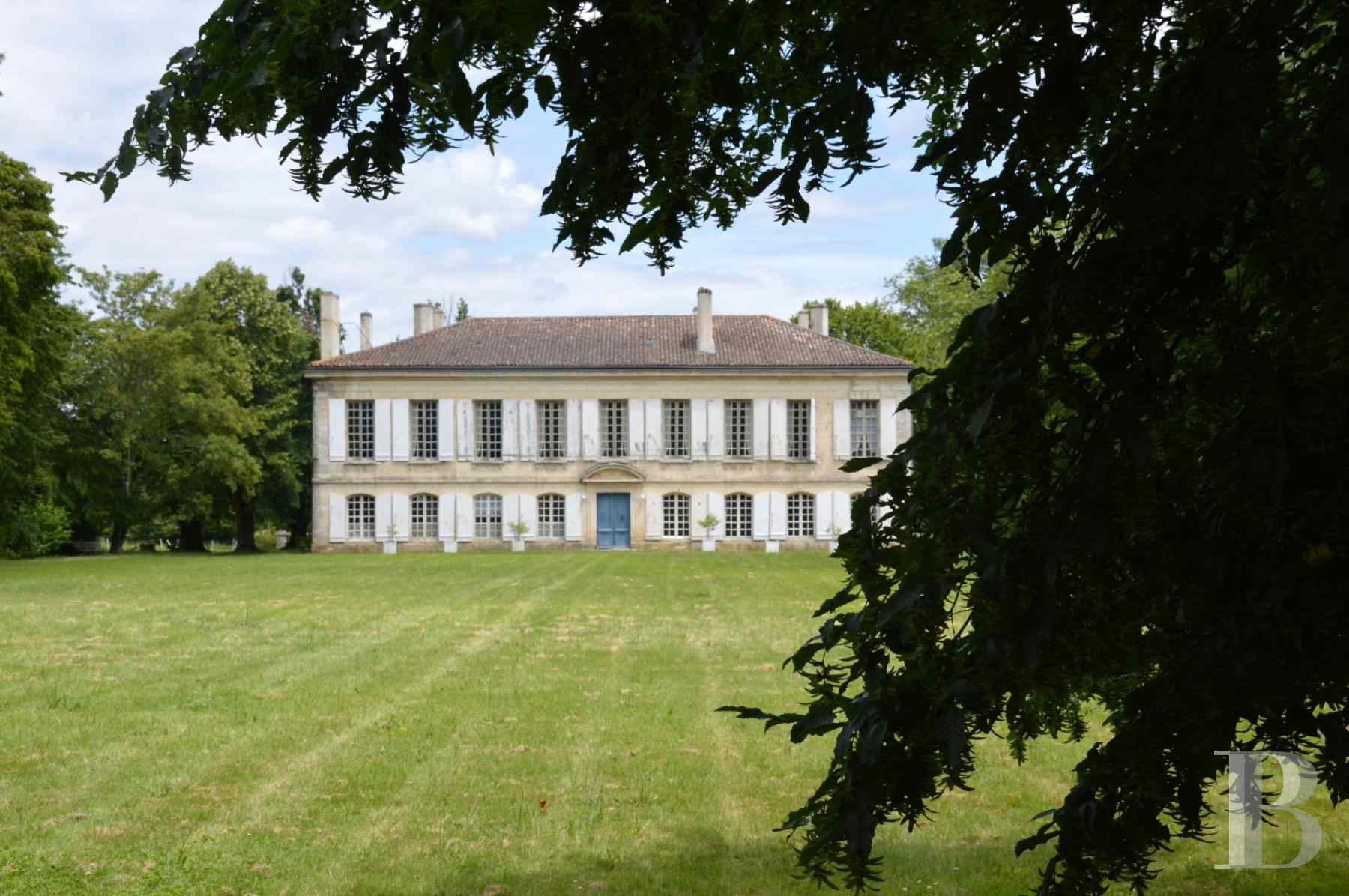 chateaux for sale France aquitaine castle age - 1 zoom