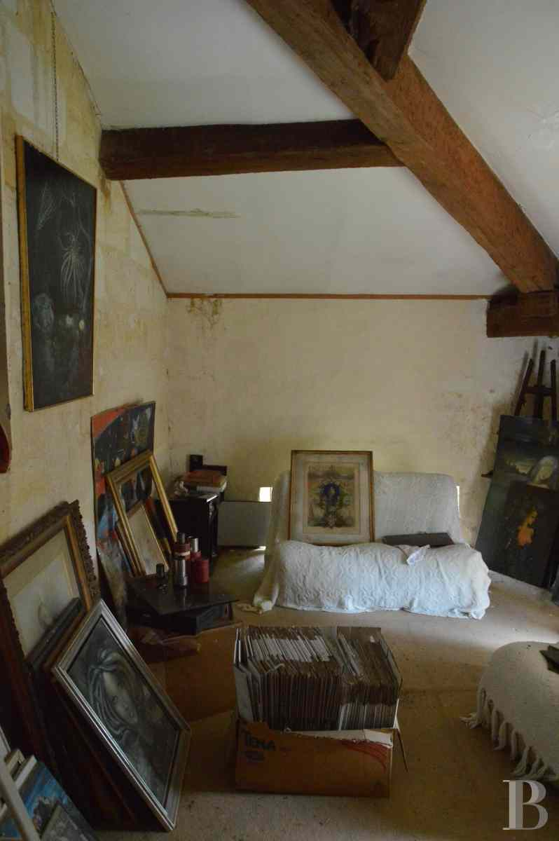 chateaux for sale France aquitaine castle age - 19 zoom