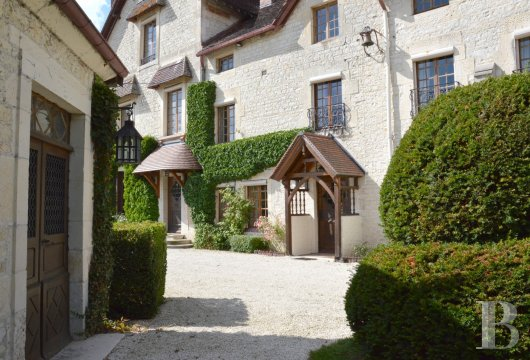 France mansions for sale champagne ardennes property waterside - 2