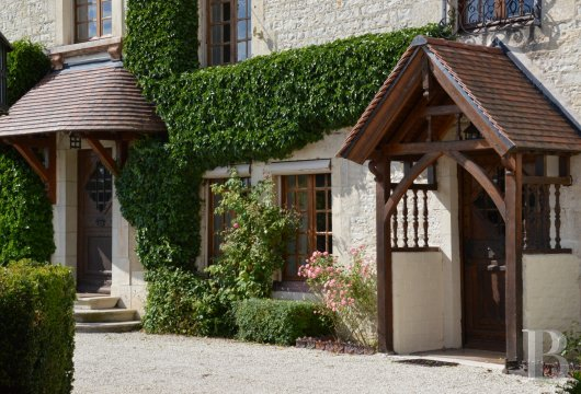 France mansions for sale champagne ardennes property waterside - 4