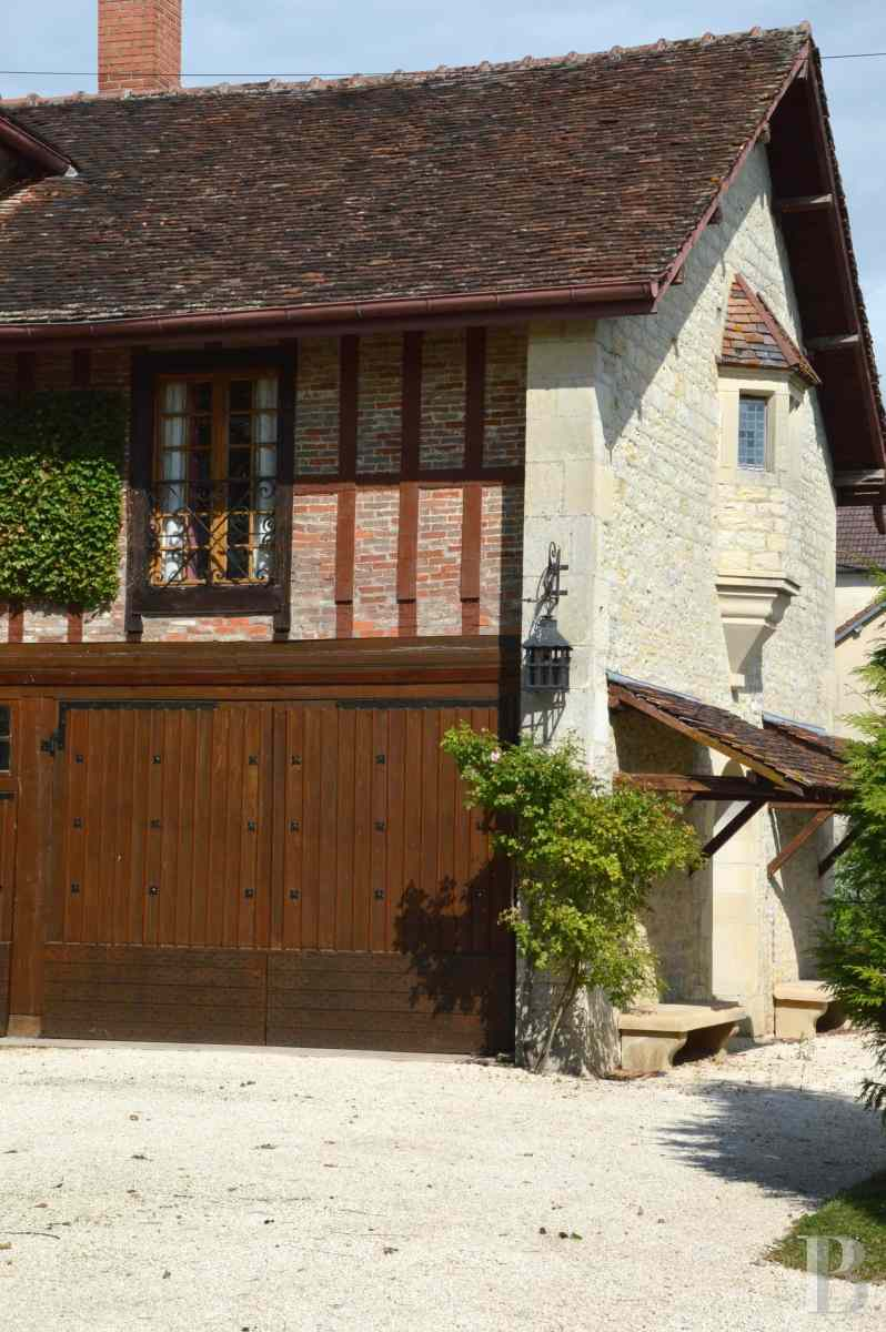 France mansions for sale champagne ardennes property waterside - 8 zoom